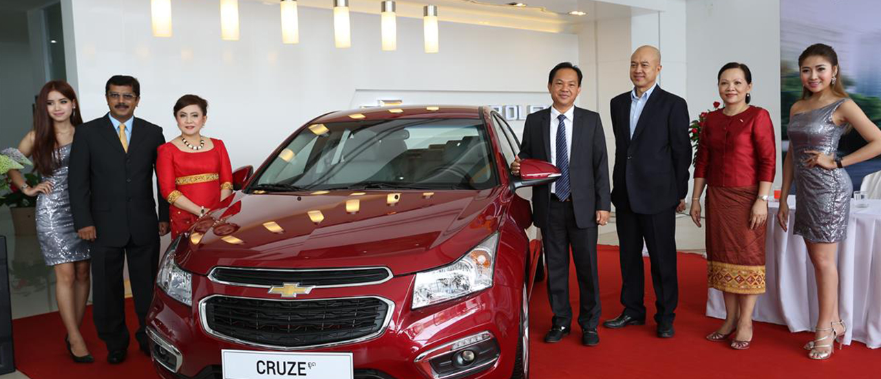 Launch Amazing New 2015 Cruze 23/5/2015